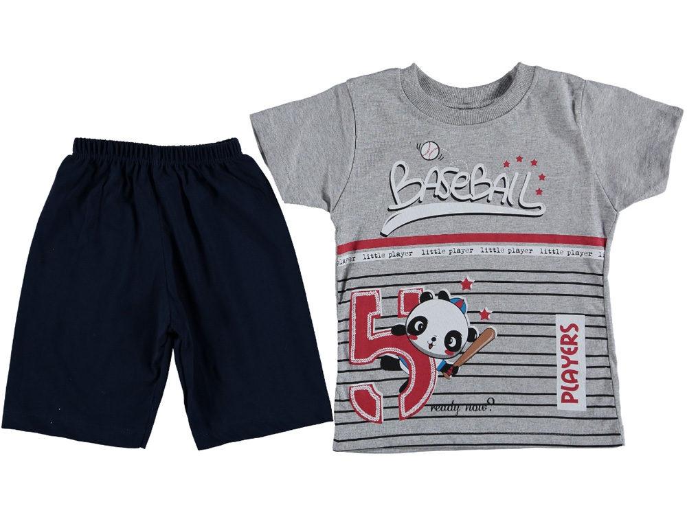 Костюм «Бейсбол панда» (268327)